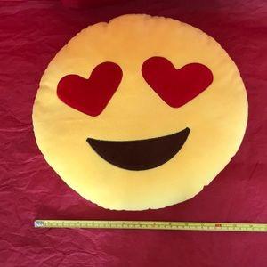 "🐥4/$30🐥  😍 Emoji pillow 14"""